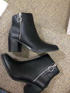 The iconic boots