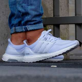 "Adidas Ultra Boost 2.0 ""Triple White"""