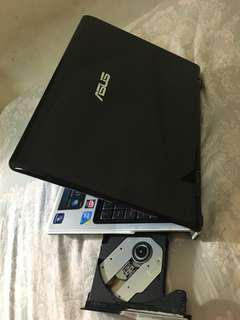 Laptop asus 14 inchi