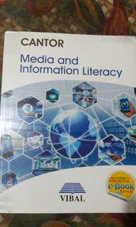 CANTOR MEDIA AND INFORMATION LITERACY