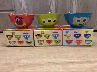 7-11 陶瓷碗 Disney toy story