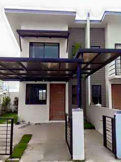 Townhouse for sale in Binangonan with big car garage