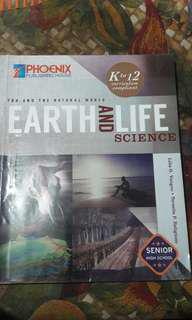 YOU AND THE NATURAL WORLD: EARTH AND LIFE SCIENCE