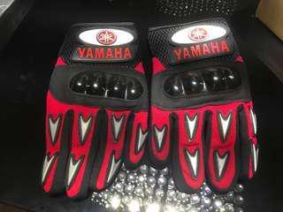 Yamaha Motorbike Gloves