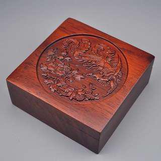 越南紅木項鍊盒中式珠寶盒手鍊盒Jewellery Box