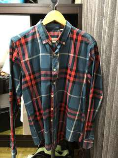 Burberry Longsleeves Polo- Authentic