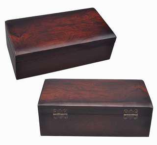 越南酸枝首飾盒復古中式珠寶盒實木盒錢箱