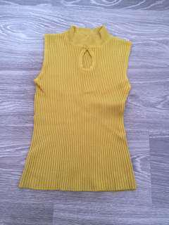 Yellow TOP #augpayday