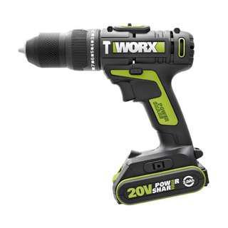 WORX Professional WU179 Cordless Hammer Drill