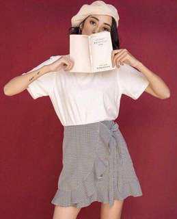 RY12- Crop Top + Skirt set