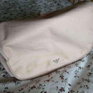 Armani Baby Bag Pink