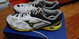 Mizuno Wave Smash Lo3