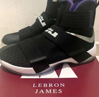BNIB Nike Lebron Soldier 10