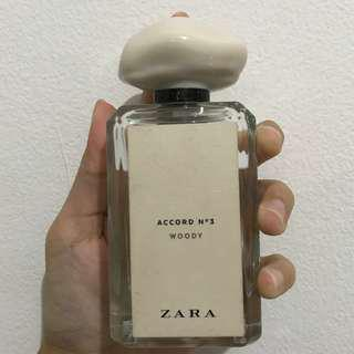 Zara Accord No. 3 Woody Fragrance for Women