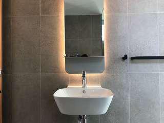 Brand New Wall Mount Basin (Bathroom)