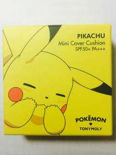 Tonymoly Pikachu Mini Cover Cushion
