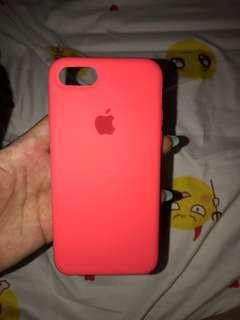 瑩光粉電話case ip 8