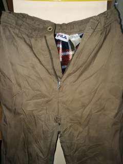Fila original pants