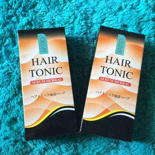 SATTO HAIR TONIC SERUM 160 ML