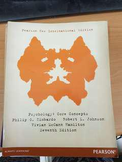 HP1000 Introduction to Psychology Textbook