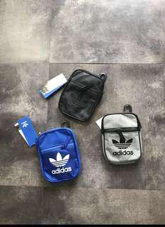 Triple Black Adidas Sling Bag (Brand new and instocks)