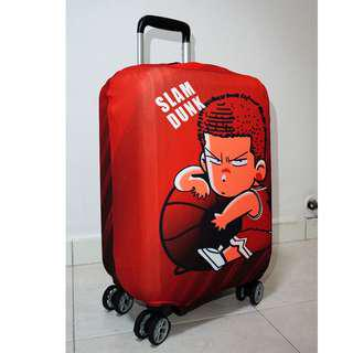 Luggage Cover - Slam Dunk Design