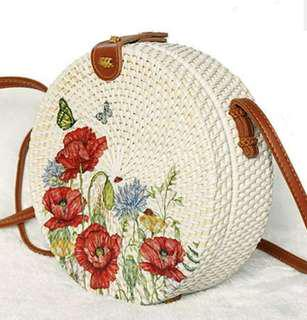 RATTAN BAGS Made in Indonesia