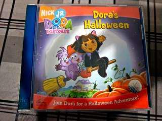 Free giveaway - Dora's Halloween VCD