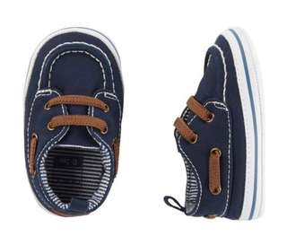 BNWT Cater's Baby Boat Shoes: 9-12m