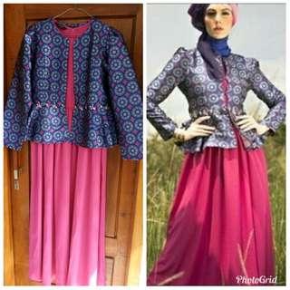 Dress/gamis by_ZOYA