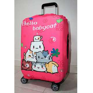 Luggage Cover - Babycat
