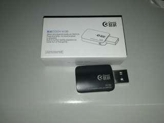 酷威 COOV N100 - switch 使用手掣轉換器