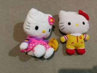 Big Mac Hello Kitty