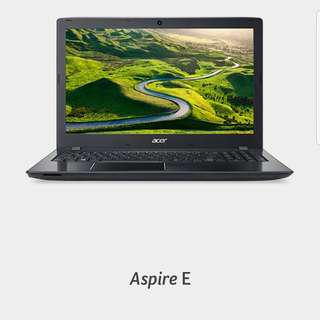 Acer laptop - brand new in box+ cheap