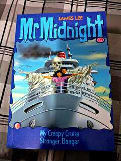 Free giveaway - Mr Midnight book