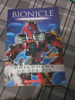 Free giveaway - Bionicle: prisoners of the pit