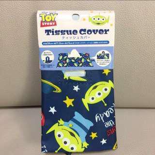 全新!Disney 三眼仔 Toy Story 面紙套 tissue cover