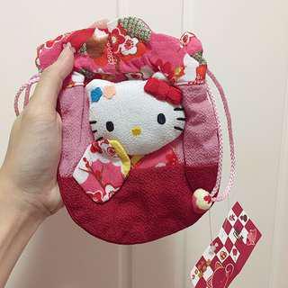 Hello Kitty 布袋