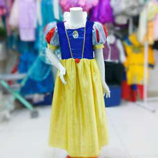 Costumes (Snow white & Princess Aurora )