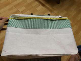長方形收納袋盒 storage box bag 25蚊個