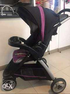 Graco heavy duty stroller