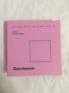 Twicetagram Album (Full Set)
