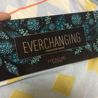 Focallure everchanging palette