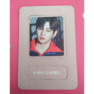 WANNA ONE Daniel magnet