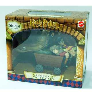 Mattel Harry Potter Gringotts Vault Cart