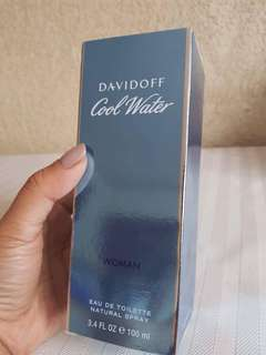 Authentic Davidoff Coolwater for Women