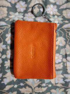 Coin purse leather