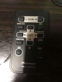 Pioneer remote