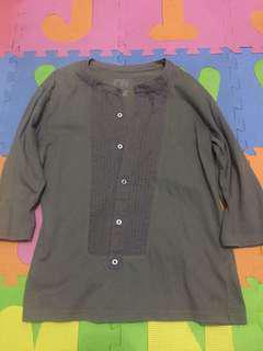 Barong style shirt