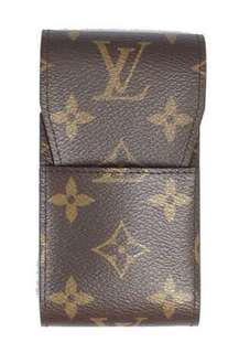 Authentic Louis Vuitton Cigarette/Accessories Case